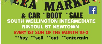 Flea Market - Car Boot Sale