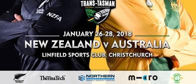 2018 Trans-Tasman Fistball Championships