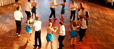 Beginners Cuban Salsa Rueda Casino Style