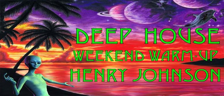 Deep House Weekend Warmup