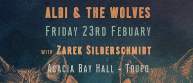 Albi & The Wolves and Zarek Silberschmidt