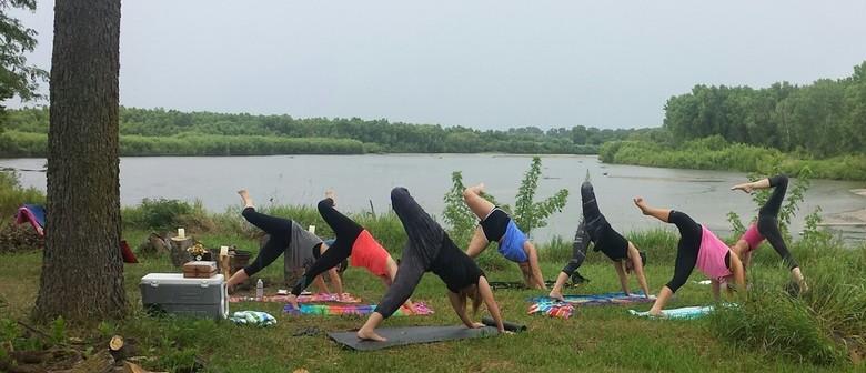 Farm-Based Yoga & Meditation Retreat