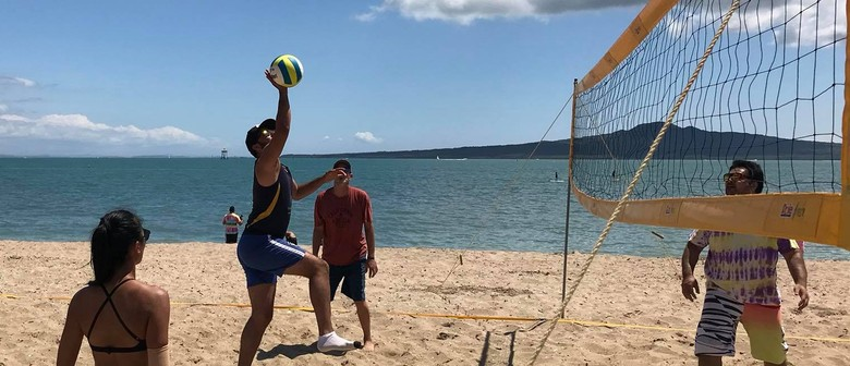 ACVC Summer Series: Masters Mixed 4s Beach Volleyball