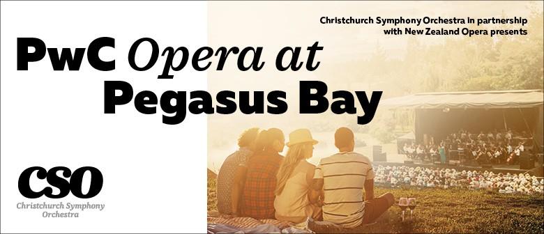 PwC Opera At Pegasus Bay