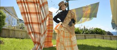 Jeanine Clarkin Blanket and Muskets Exhibition