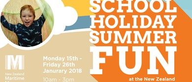 School Holiday Summer Fun