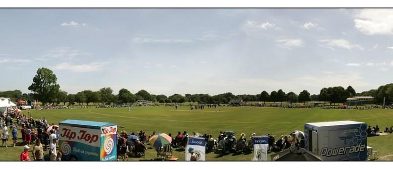 Crusaders Charity Cricket Match