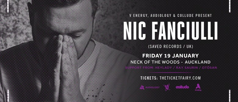 A Night With Nic Fanciulli