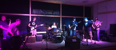 Jam Night - Place Where Music Lovers and Musicians Meet