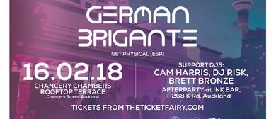 La Terraza Rooftop Party Feat. German Brigante (ESP)