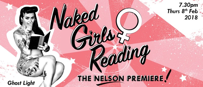 Naked Girls Reading: The Nelson Premiere