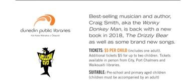 Craig Smith - Wonky Donkey Man - New Book Release Show