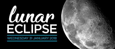 Lunar Eclipse Special Sighting