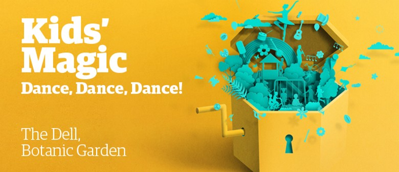 Kids Magic Dance, Dance, Dance!