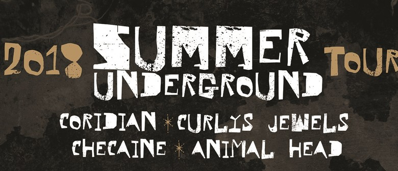 Summer Underground Rock Tour 18 - Part 2