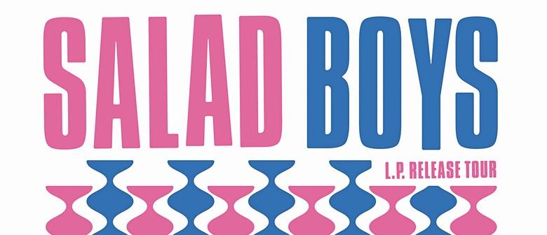 Salad Boys This Is Glue Album Release Show