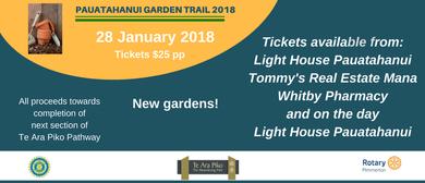 Pauatahanui Garden Trail 2018