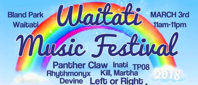 7th Waitati Music Festival