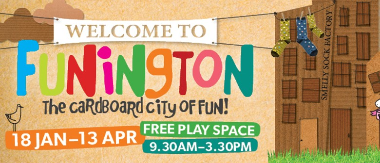 Funington City