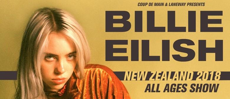 Billie Eilish: SOLD OUT