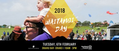 Waitangi Day 2018