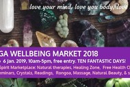 Image for event: Whitianga Wellbeing Market 2018