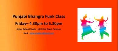 Bhangra Funk (Punjabi Fusion) Dance Class