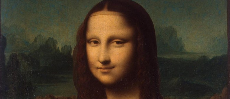 Secrets of Mona Lisa Exhibition