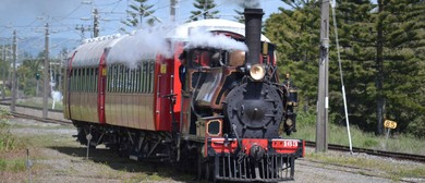 Settlers Day - Train Rides