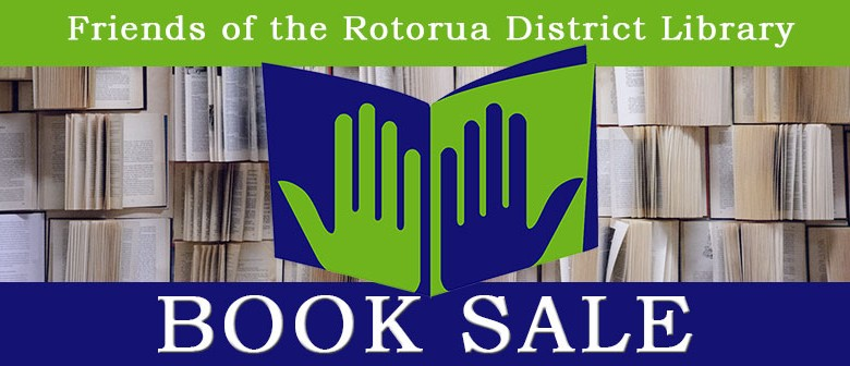 Friends of The Rotorua Library Book Sale