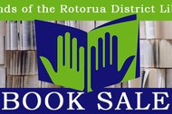 Image for event: Friends of The Rotorua Library Book Sale