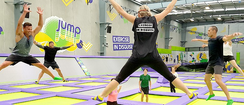 JUMP Trampoline Park - Adult Bootcamp