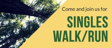 Singles Walk/Run