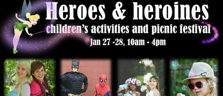 Heroes & Heroines Children's Activity and Picnic Festival: CANCELLED