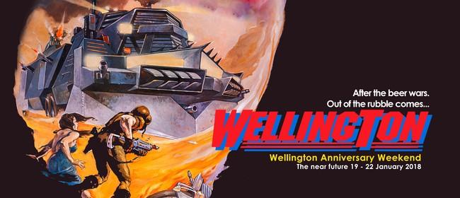 Wellington Anniversary Weekend