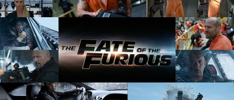 January Movie Night - Fate of The Furious: CANCELLED