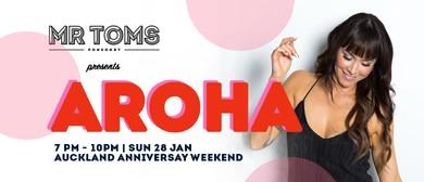 Aroha - Auckland Anniversary
