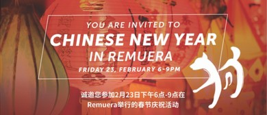 Chinese New Year in Remuera