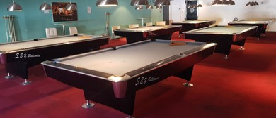 Ellice Road Pool Competition