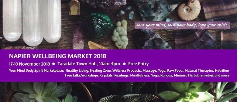 Napier Wellbeing Market