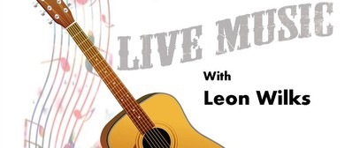 Friday Night Live Entertainment - Leon Wilks