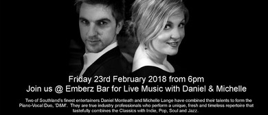 Friday Night Live Entertainment - Daniel & Michelle