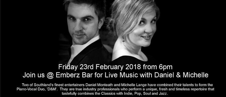 Friday Night Live Entertainment - Daniel & Michelle