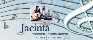 Friday Night Live Entertainment - Jacinta