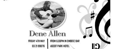Friday Night Live Entertainment - Dene Allen