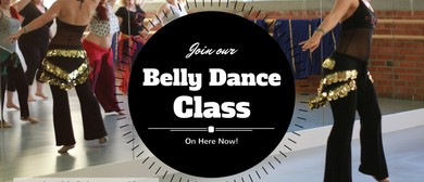 Auckland City Belly Dance Classes for Intermediates