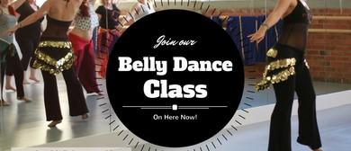 Mt Eden Belly Dance Classes for Intermediates With Phoenix