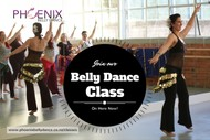 Image for event: Belly Dance Classes for Beginners with Phoenix in Newmarket