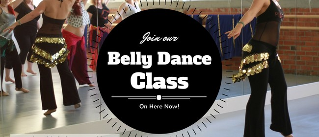 Beginner Belly Dance Class