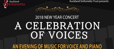 2018 New Year Concert -  A Celebration of Voices